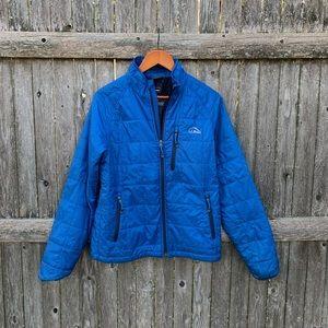 L.L. Bean lightweight down jacket